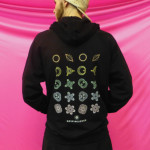 Flower Shapes Hoodie by Spin Science- Clothing and Education for Jugglers, Hoopers, and Flow Artists-4_1080-3