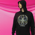 Spin Science- Clothing and Education for Jugglers and Flow Artists- Tech Poi, Hoop, Club, Fan, Staff -Pullover- 10 Flowers_1000-1