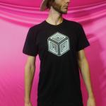 Tee- Illusion Cube-14