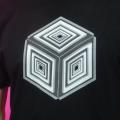 Tee- Illusion Cube-15