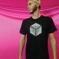 Tee- Illusion Cube_736-1