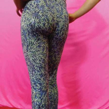 Leggings--'Illumination' by Spin Science- Clothing and Education for Jugglers, Hoopers, and Flow Artists 1000-1