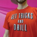 Shirt-Get-Tricks and Drill- by Spin Science- Clothing and Education for Jugglers, Hoopers, and Flow Artists 1000-02
